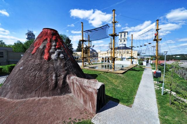 Permonium® zábavní park s příběhem